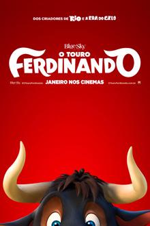 Cartaz - O Touro Ferdinando