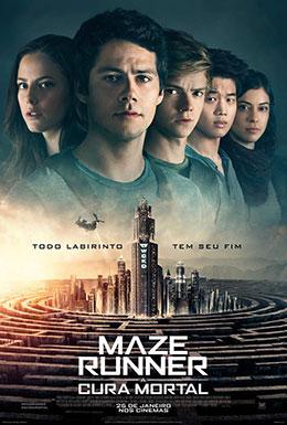 Maze Runner: A Cura Mortal ()