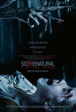 Cartaz - Sobrenatural: A Última Chave