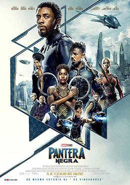 Cartaz - Pantera Negra
