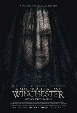 Cartaz - A Maldição da Casa Winchester