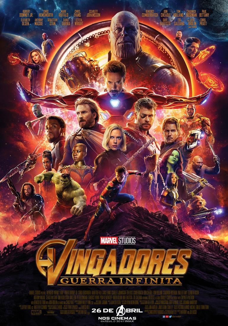 Vingadores: Guerra Infinita ()