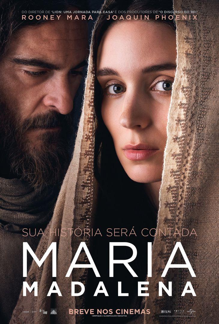 Cartaz - Maria Madalena