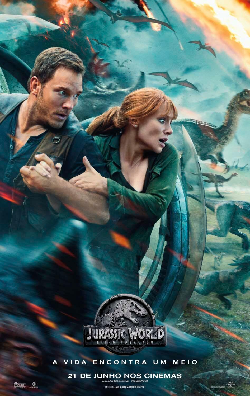 Jurassic World: Reino Ameaçado ()