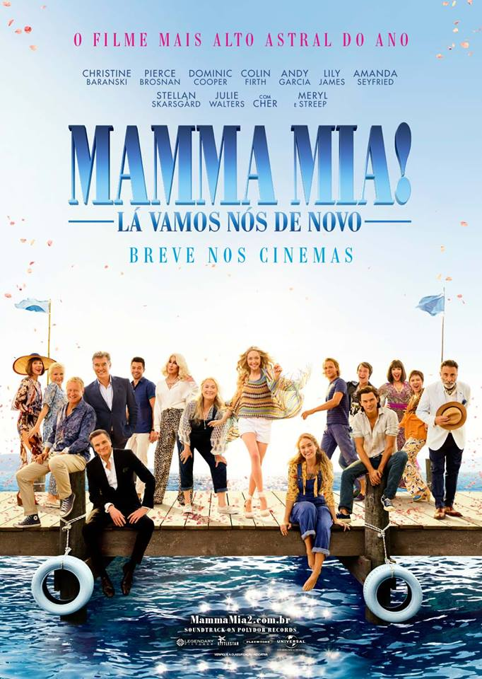 Mamma Mia! Lá Vamos Nós de Novo ()