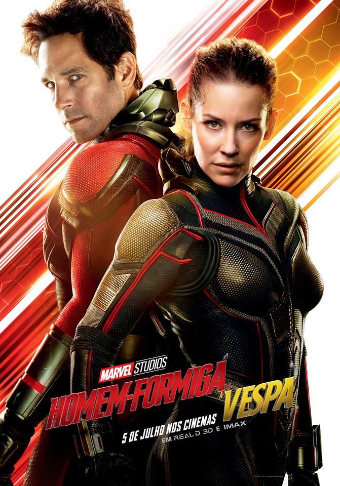 Homem-Formiga e a Vespa ()