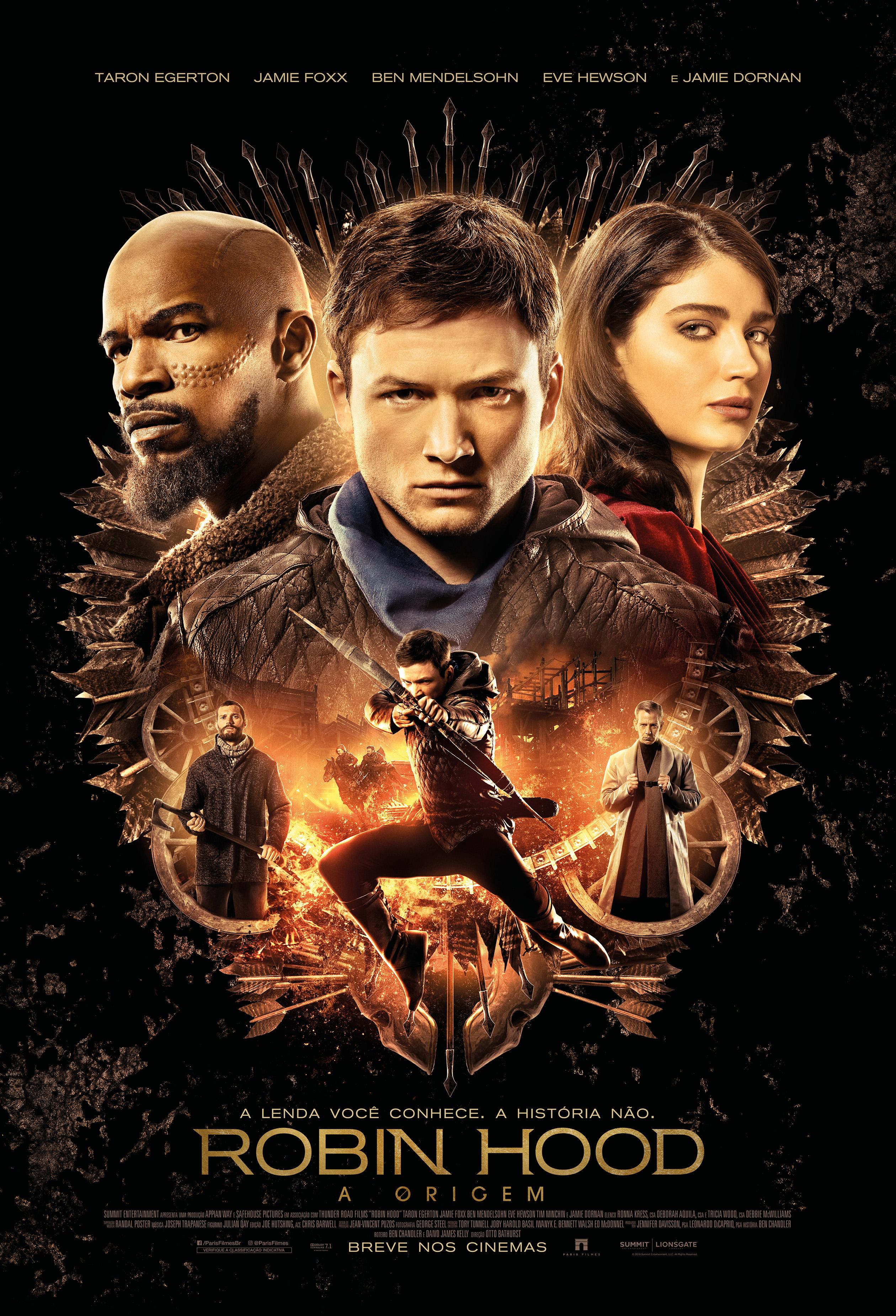 Robin Hood - A Origem ()