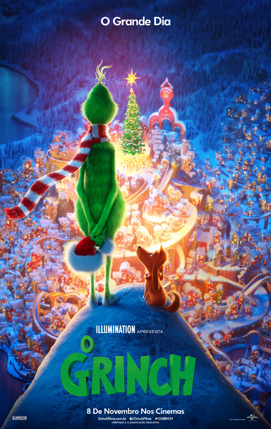 Cartaz - O Grinch
