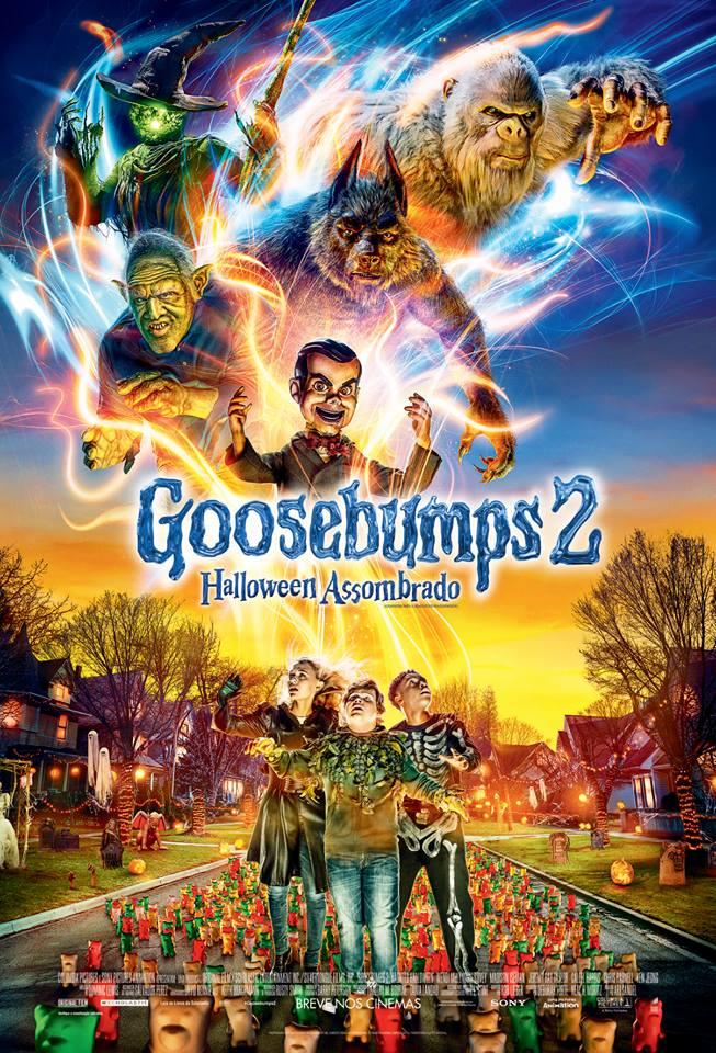 Goosebumps 2: Halloween Assombrado ()