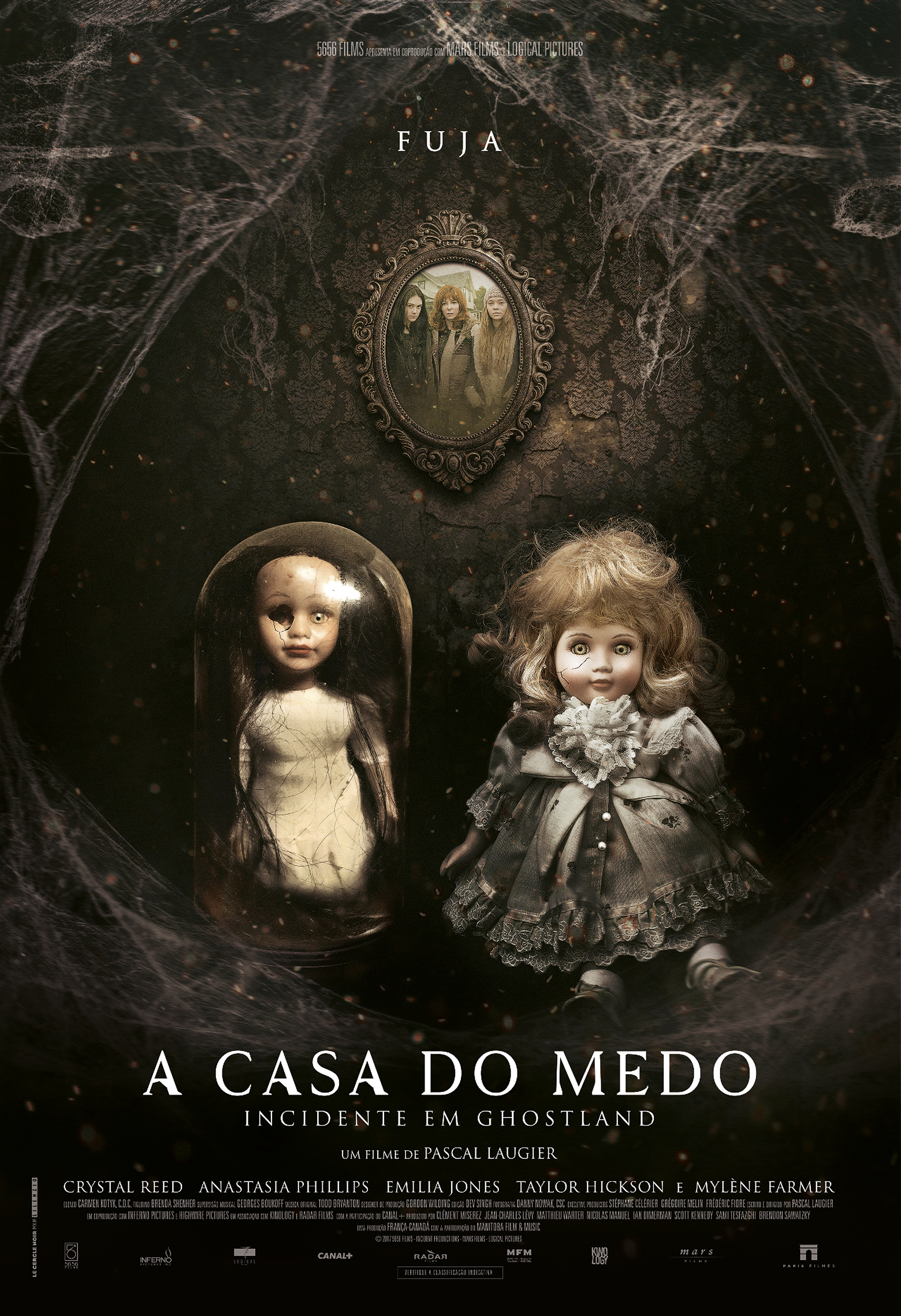 A Casa do Medo - Incidente em Ghostland ()