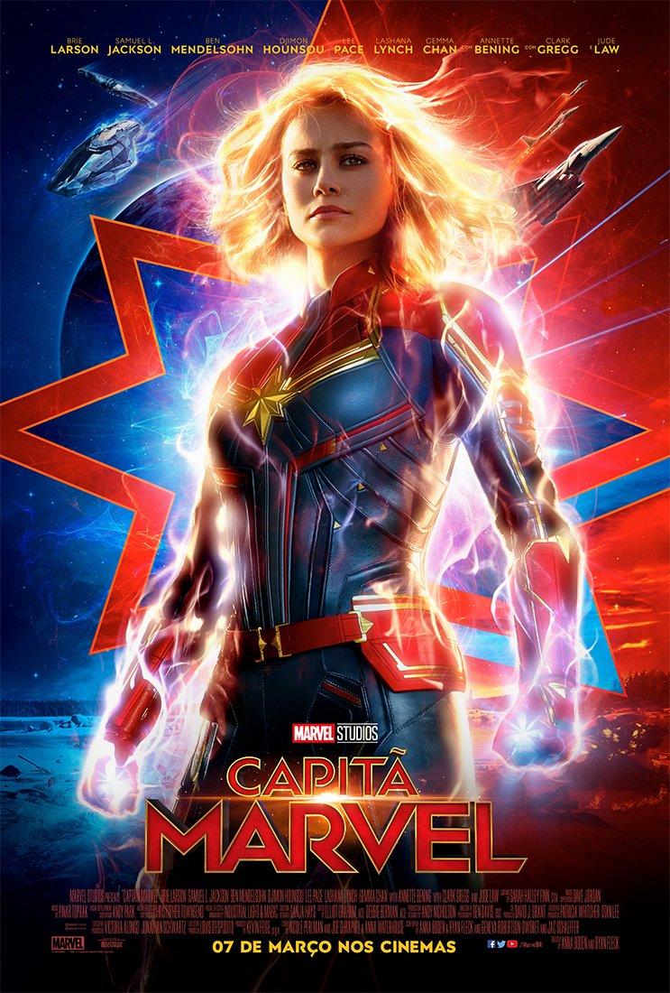 Capitã Marvel ()
