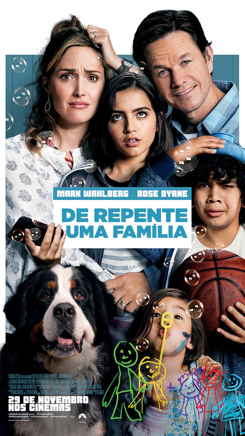 Filme - De Repente uma Família