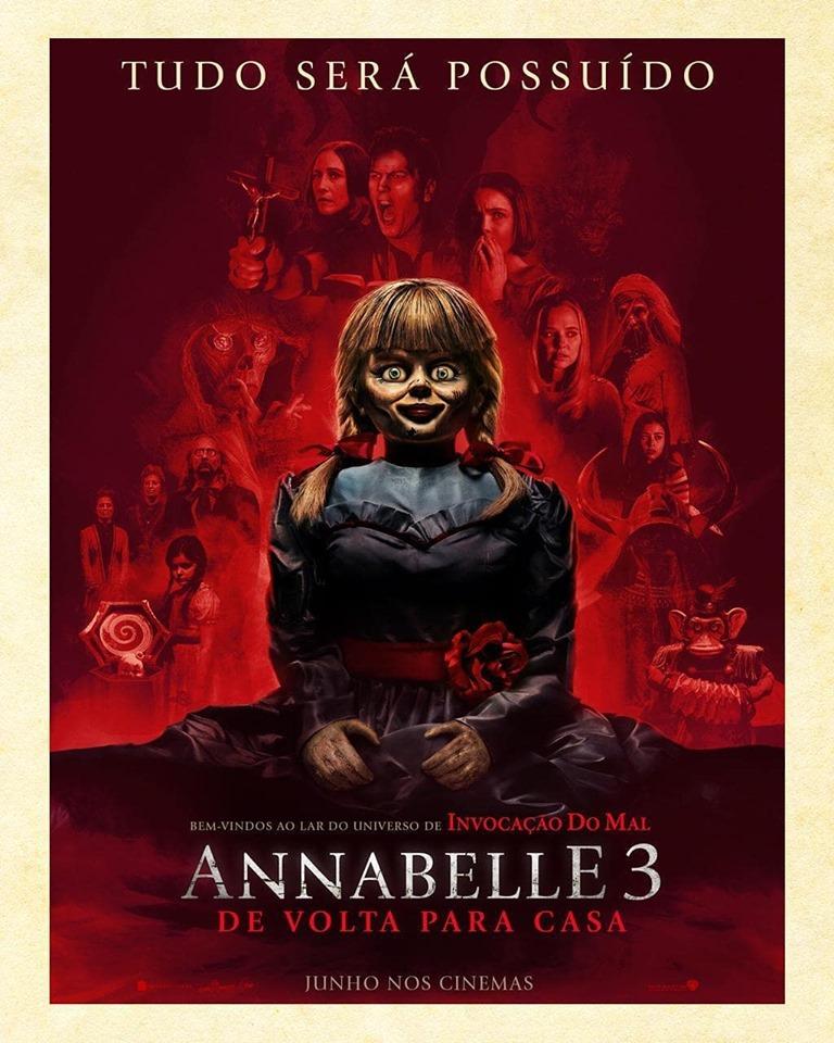 Annabelle 3: De Volta Para Casa ()