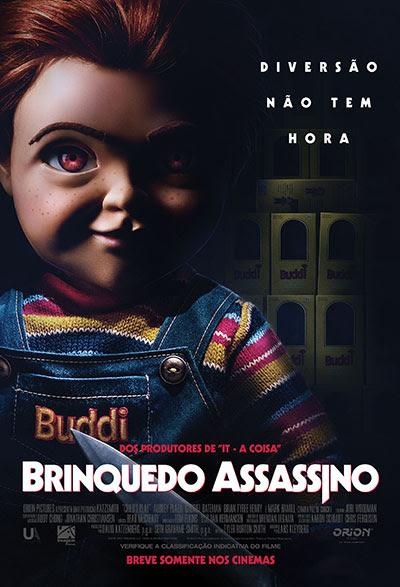 Cartaz - Brinquedo Assassino