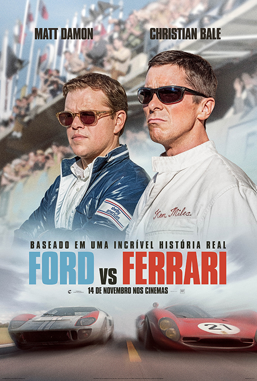 Ford Vs. Ferrari ()