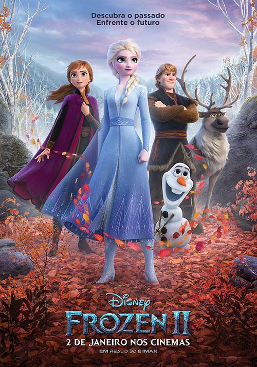Filme - Frozen 2