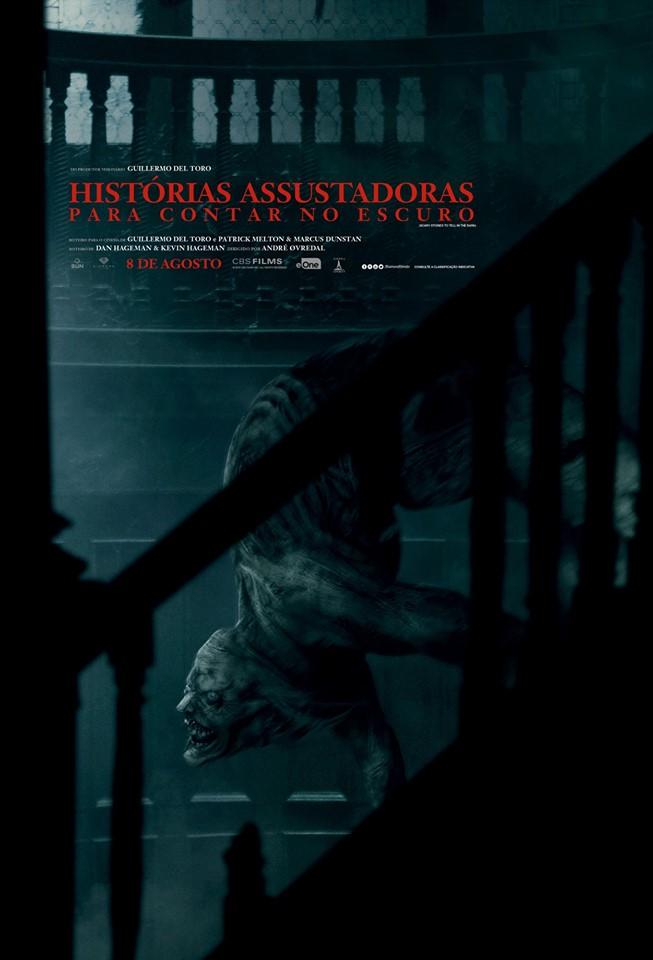 Filme - Histórias Assustadoras Para Contar No Escuro