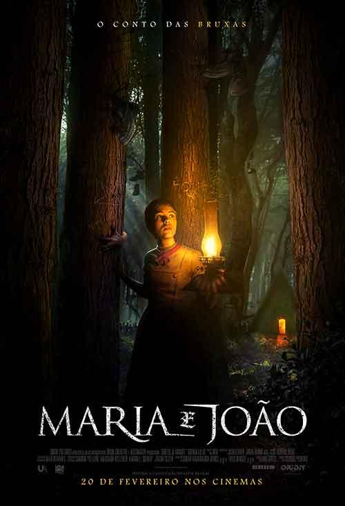 Maria e João - O Conto das Bruxas ()