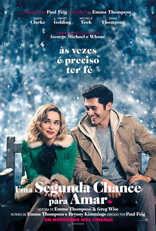 Uma Segunda Chance Para Amar