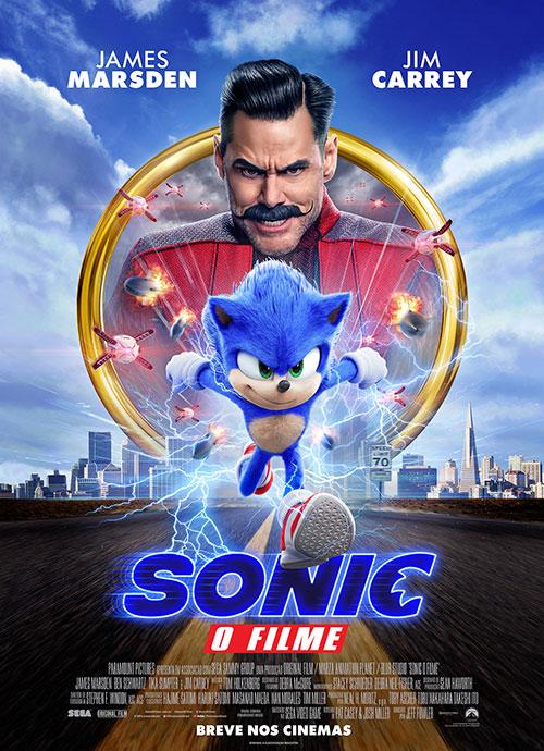 Filme - Sonic: O Filme