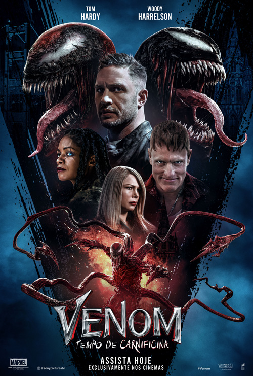 Venom - Tempo de carnificina