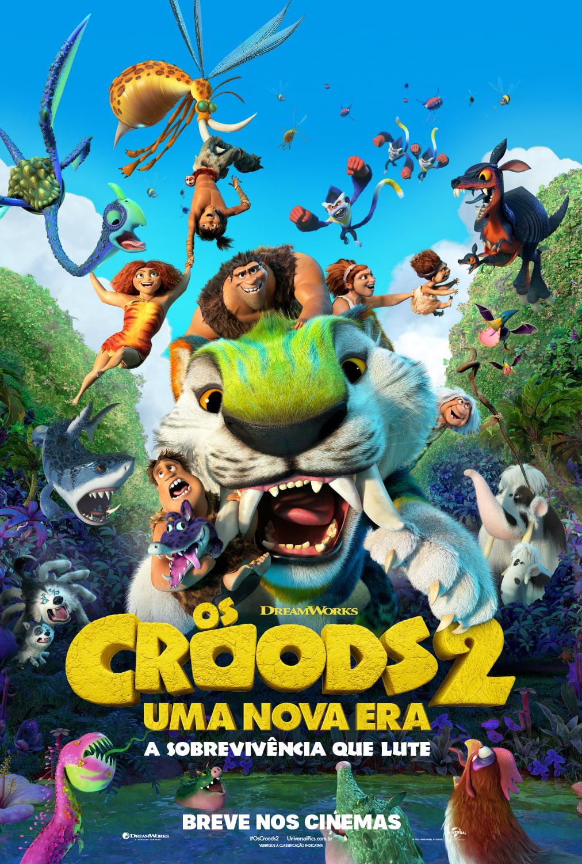 Os Croods 2 - Uma Nova Era