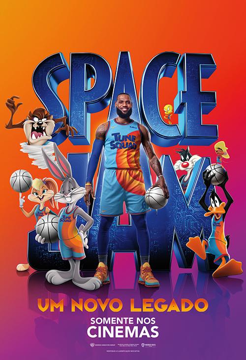 Space Jam - Um Novo Legado